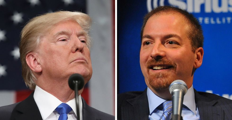 Chuck Todd nailed why Trump's SOTU just didn't cut it for so many Americans.