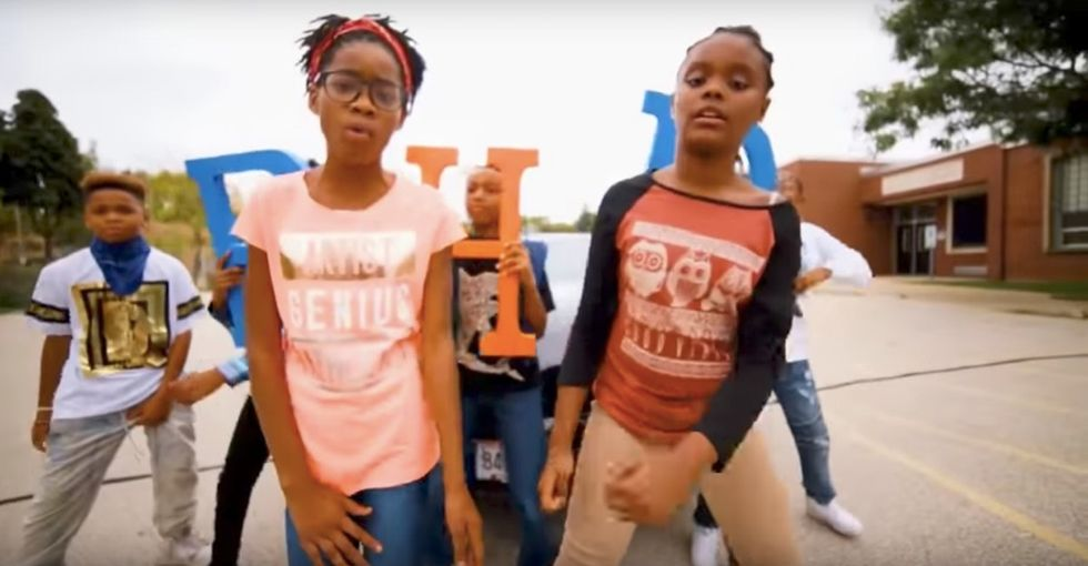 This week in black women: Luvvie, 6th-grade superstars, The Lion Queen, and more.