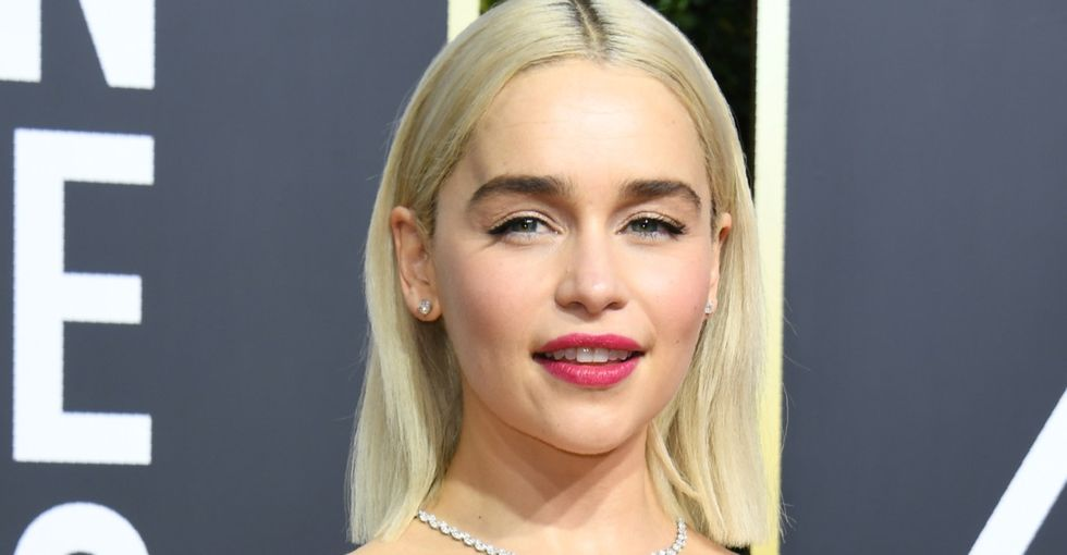 Emilia Clarke hates this sexist interview question. She makes a good point.