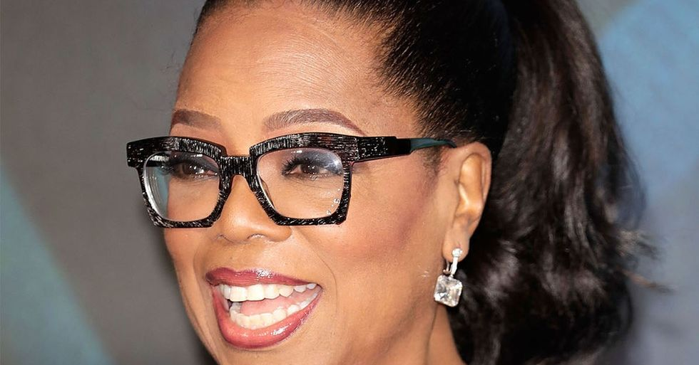 Oprah wants you to know why 805 steel markers hang from the ceiling at this museum.