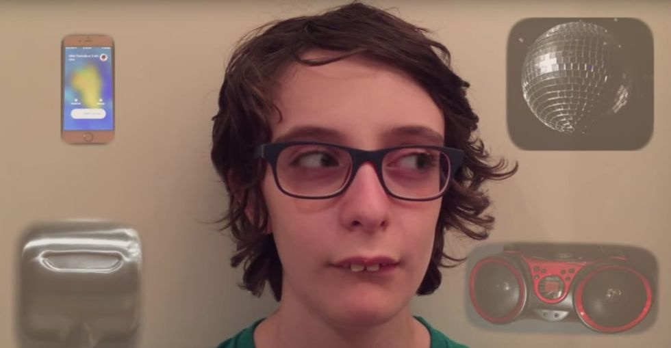 A 9-year-old just perfectly broke down what living with autism is like for him.