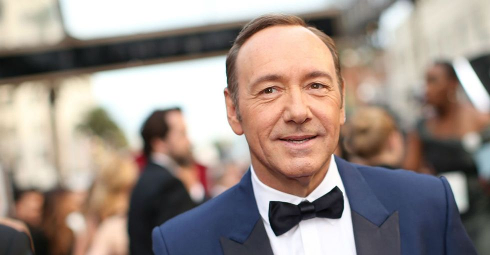Kevin Spacey chose a pretty terrible moment to come out as a gay man.