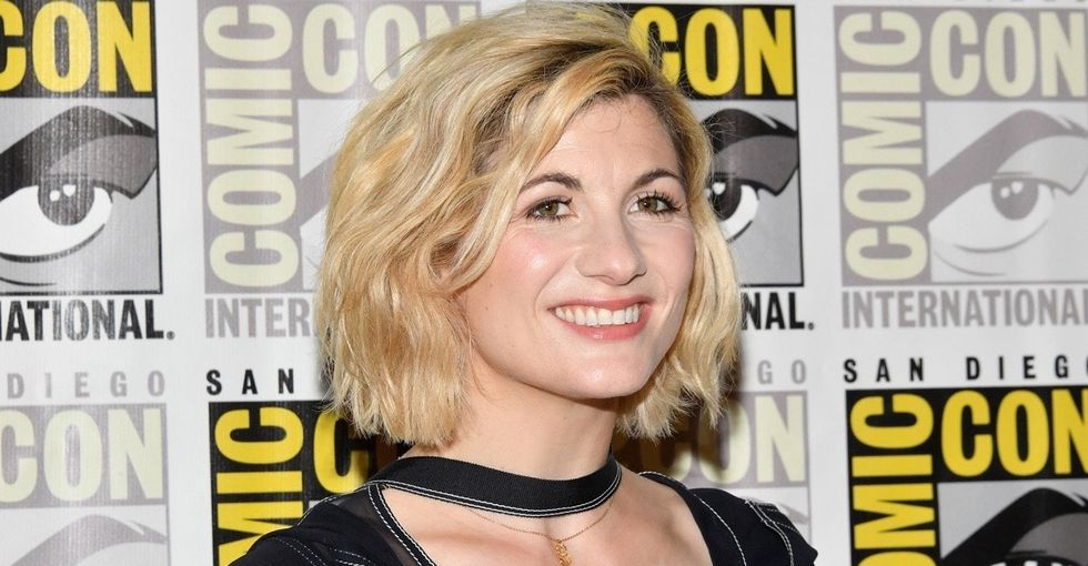 The new Doctor Who says of course her character can still be a role model for boys.