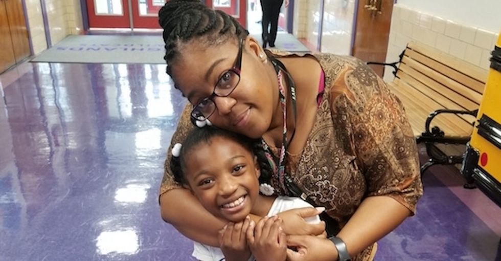 This educator didn't punish troublesome kids. She gave them a closet full of stuff.