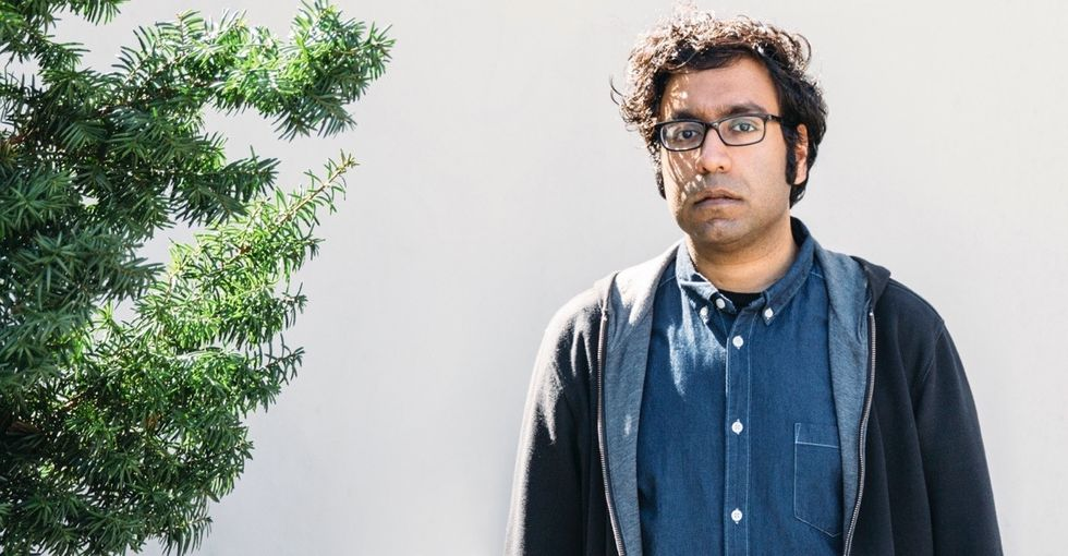Hari Kondabolu's 'The Problem With Apu' battles bad stereotypes.
