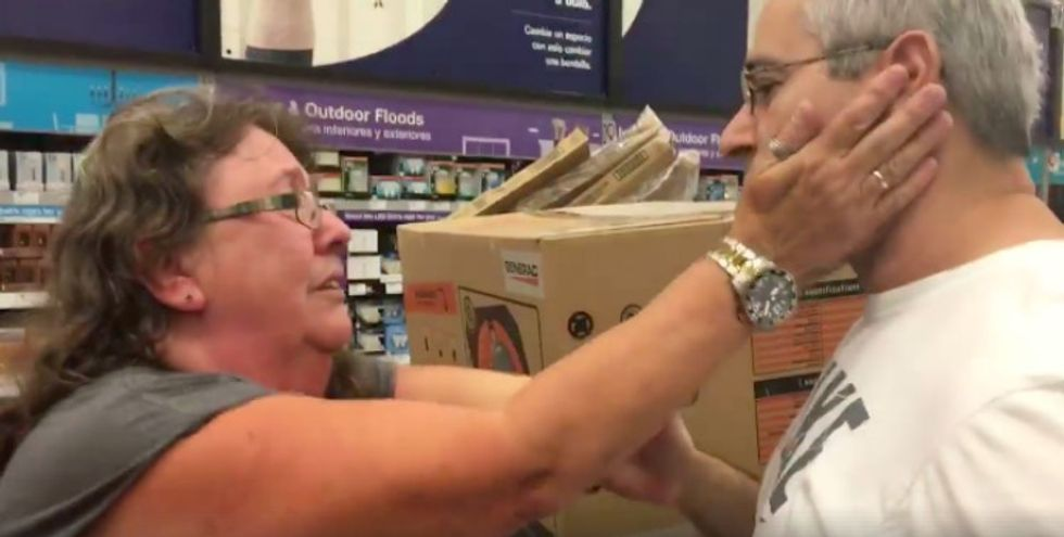This stranger's amazing act of kindness has gone viral for the best reason.