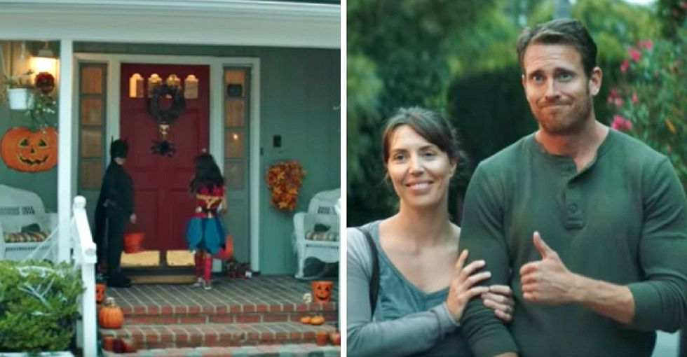 Grab the tissues: A Halloween PSA about gender nonconformity has all the feels.