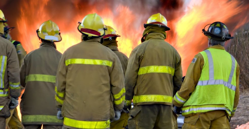 People argue that women aren't strong enough to be firefighters. Here's why they're wrong.