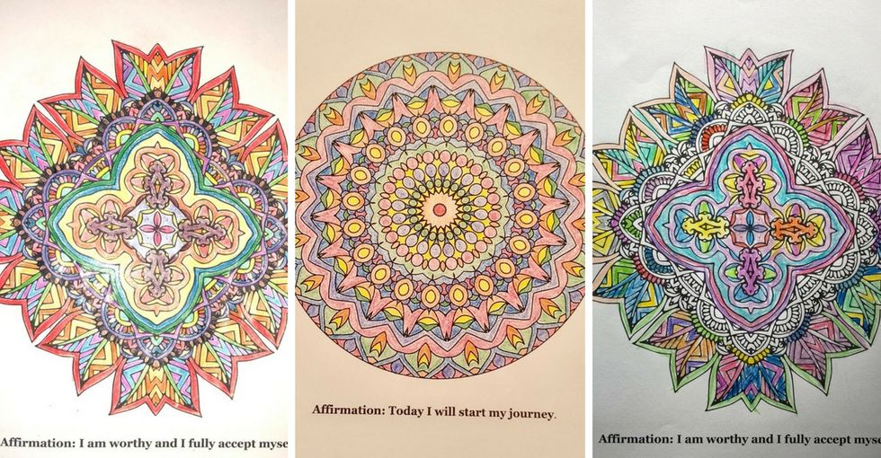 This coloring book for LGBTQ people is flying off the shelves and for good reason.