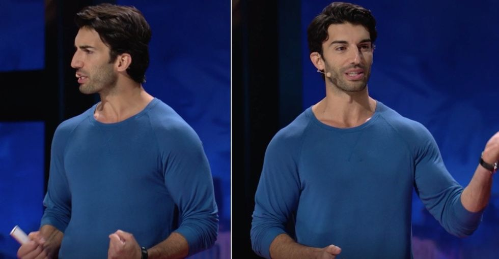 This brilliant TED Talk nails 3 important truths about being a 'real man.'