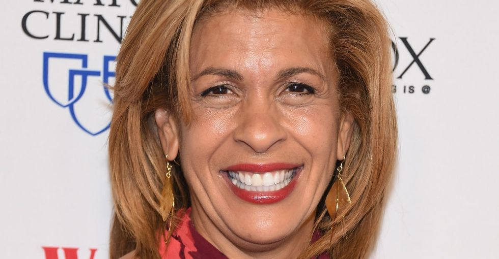 Hoda Kotb's new role on 'Today' just made history for the morning news show.
