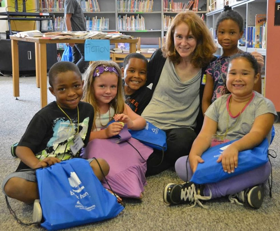 This woman is on a mission to get diverse books in the hands of every child. Here's why.