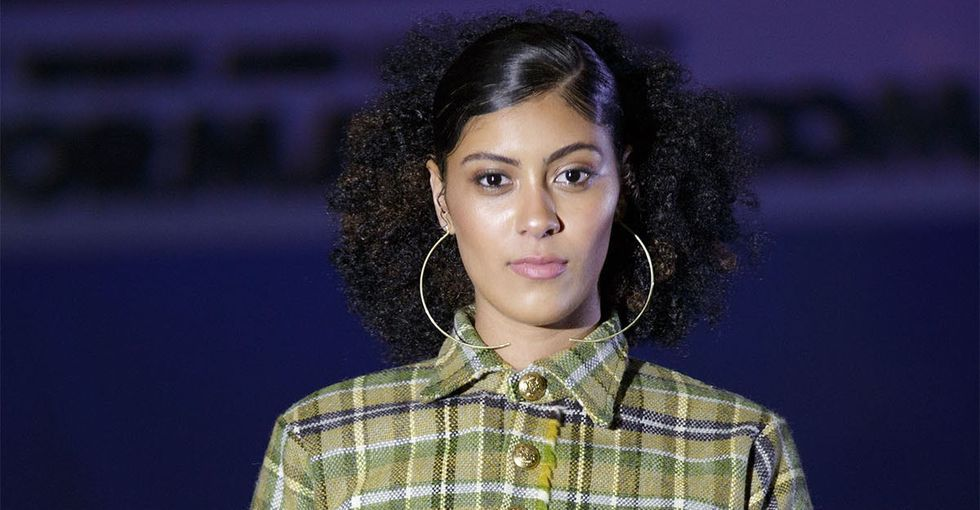 The BKLYN Fashion Academy had its first fashion show. The looks are fierce.
