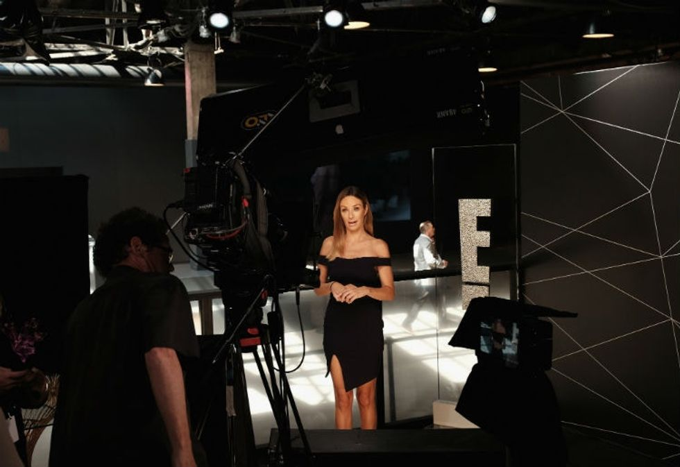 Jaw-dropping pay inequity pushed Catt Sadler to quit 'E! News.'