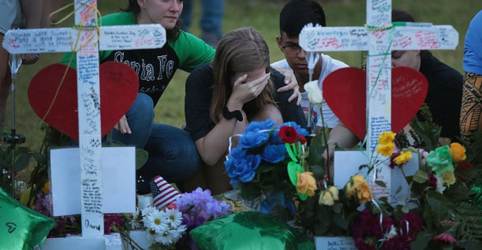 Those killed aren't the only victims of school shootings. Read this survivor's story.