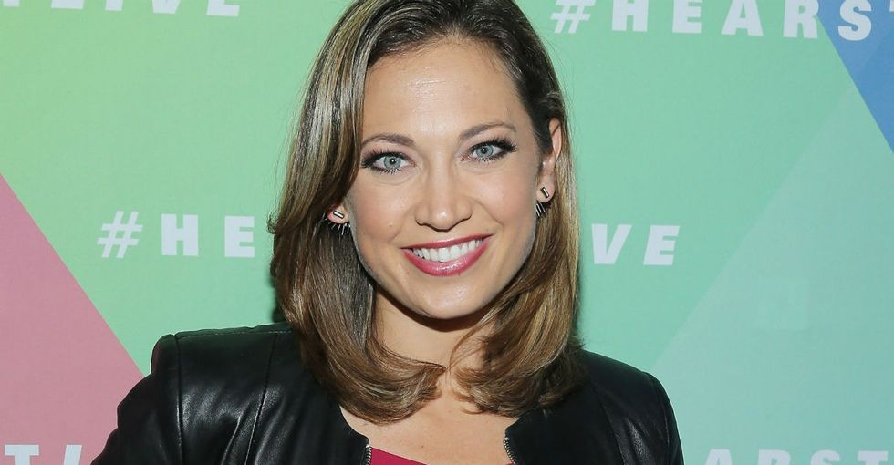 ABC's Ginger Zee candidly, courageously opened up about her suicide attempt.