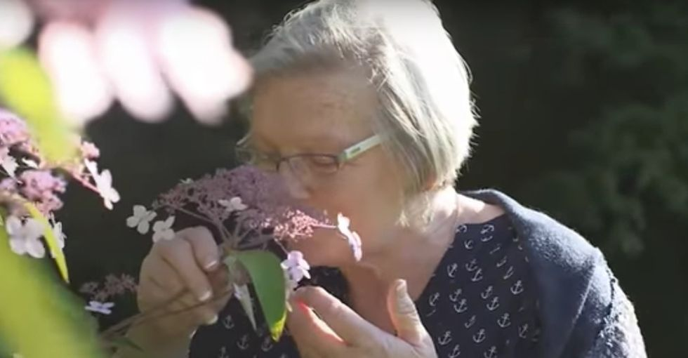 This woman's nose could be the key to spotting Parkinson's early.