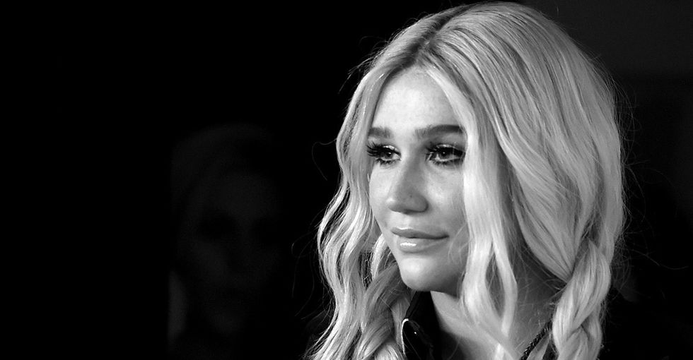 Kesha's got some solid tips for beating the holiday blues.