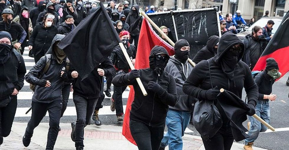 Here's what one Holocaust survivor has to say about the rise of the Antifa movement.
