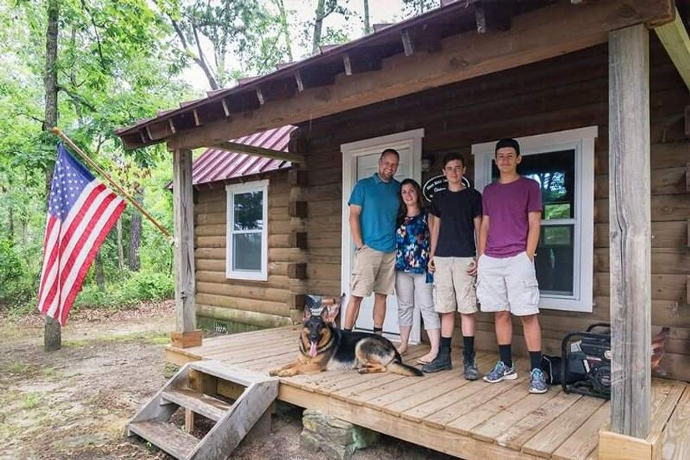 Tiny houses may be trendy, but they're also life-changers for homeless veterans.