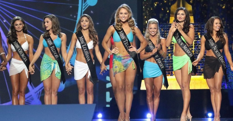 So long, swimsuit! Miss America revamps its competition by scrapping a big segment.