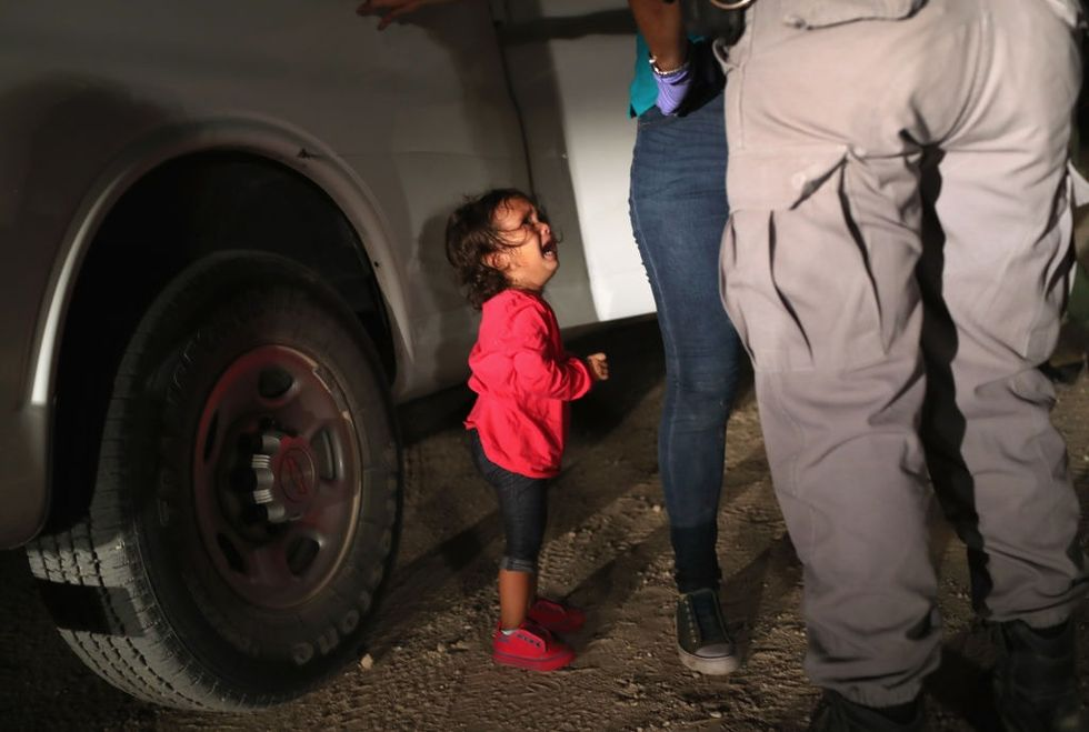 Fundraiser to reunite separated immigrant families goes massively viral.
