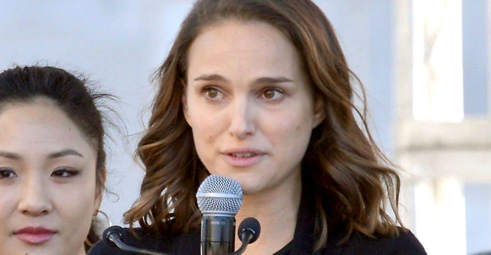 Natalie Portman's disgusting first fan mail at age 13 shows why we need #MeToo.