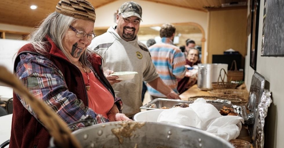 Laws and climate change are harming this tribe's foodways. Here's how they survive.