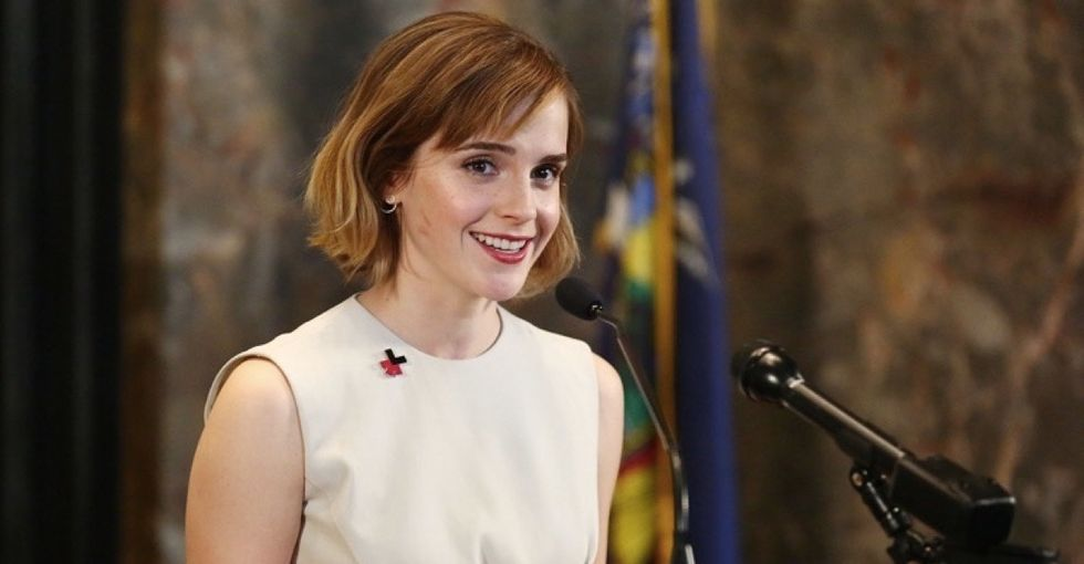 People called Emma Watson a 'white feminist.' Now, she admits, they weren't wrong.