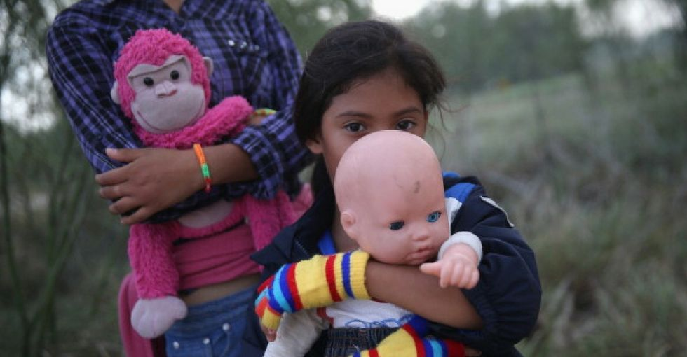 A U.S. policy has kids being taken from parents at the border. Here's what we can do.