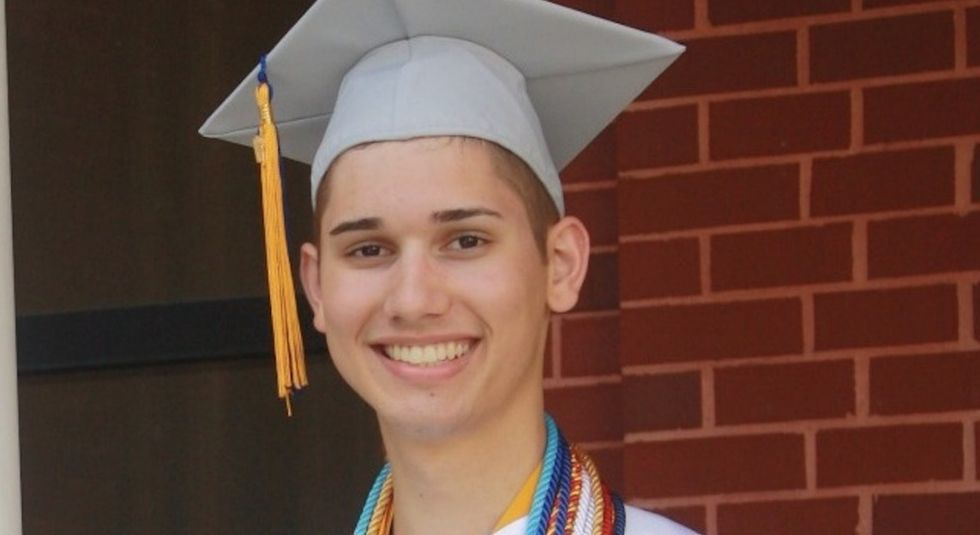 Her student was kicked out for being gay. This teacher made his college dreams come true.