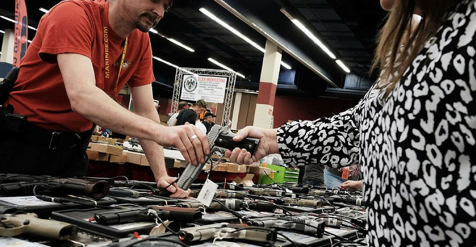 The conversation about suicides in the U.S. needs to include guns. Here's why.