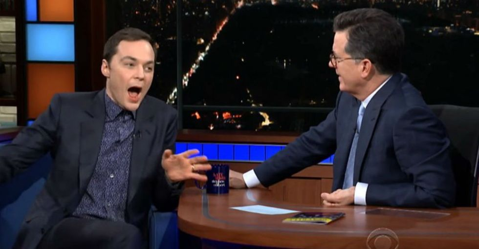 'How many straight rom-coms do we need?': Jim Parsons fiercely defends 'Love, Simon.'