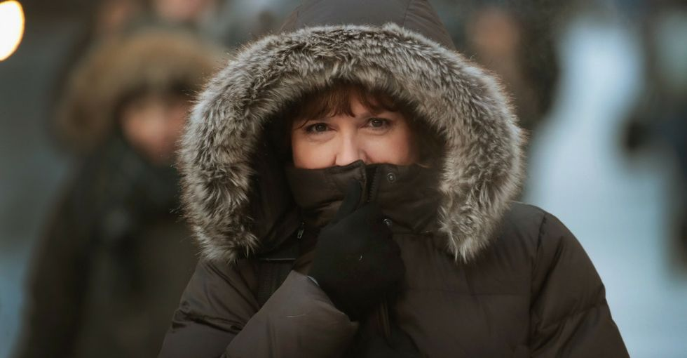A body temperature expert explains why some people are always freezing.