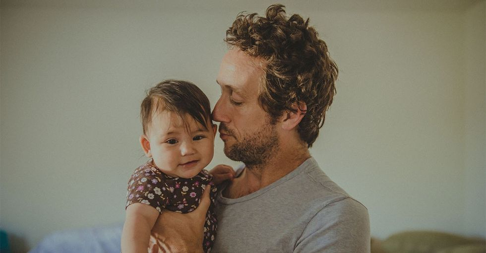 The beautiful way fatherhood's evolved — in 7 awesome photos.