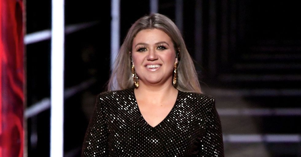 Watch Kelly Clarkson's bold call for a 'moment of action' on gun violence at the BBMAs.