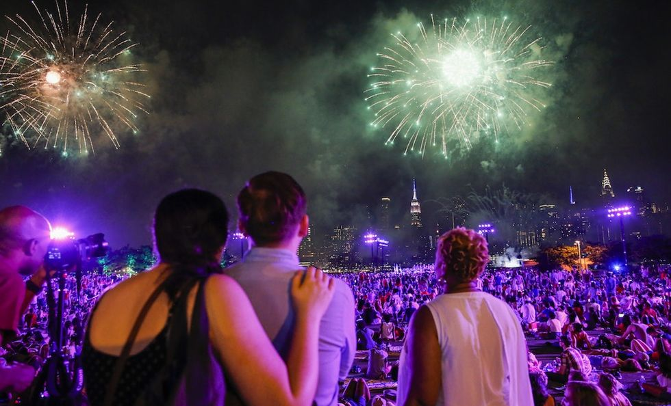 Dazzling fireworks can have big drawbacks. But technology can help.