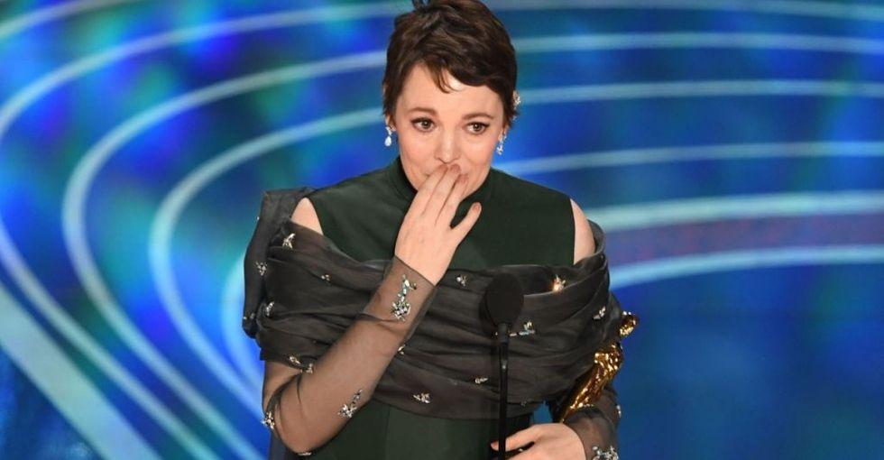 Olivia Colman deserves an award for Most Endearing Oscar Speech Ever.