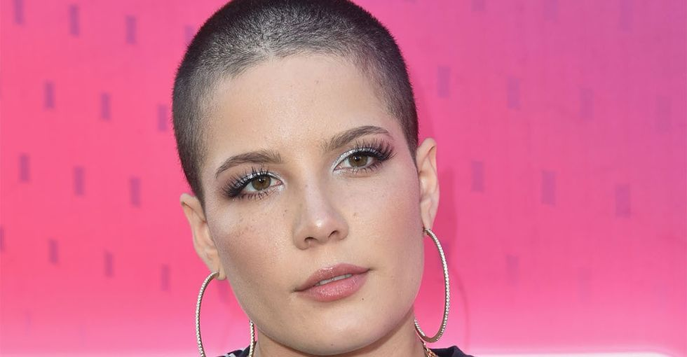 Halsey gave a mic-dropping speech about a painful (and common) health issue.
