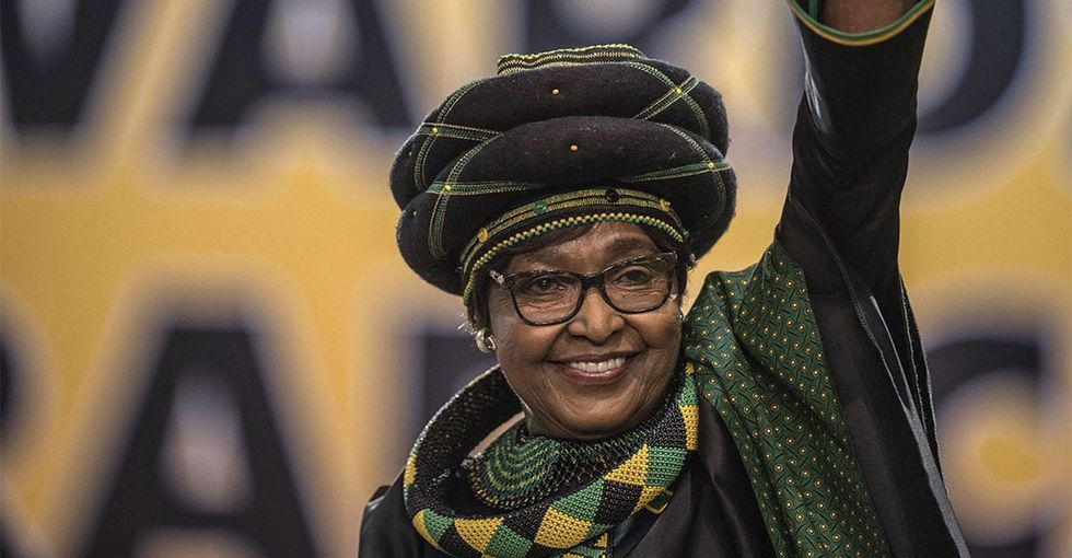 3 things to remember about Winnie Mandela — one seriously badass woman.