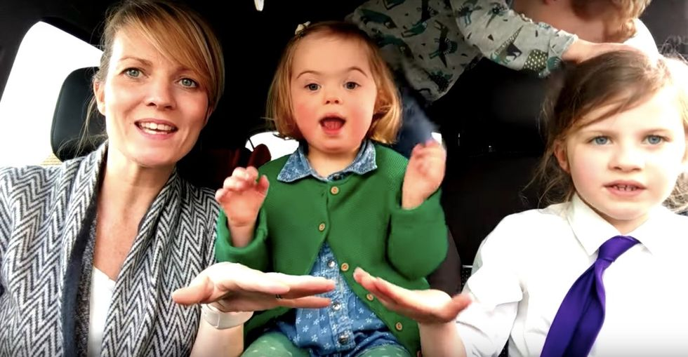 Moms and their kids with Down syndrome created the best music video of 2018.