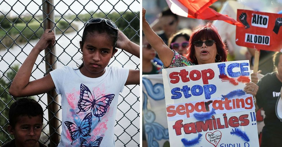 Even if you can't march for migrant families, you can help. Here's how.
