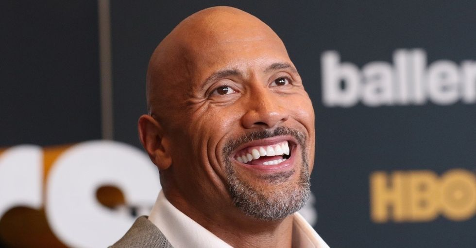 Dwayne 'The Rock' Johnson body-slams mental health stigma in a new interview.