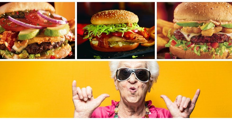 Can a burger capture your personality? Take this quiz to find out.
