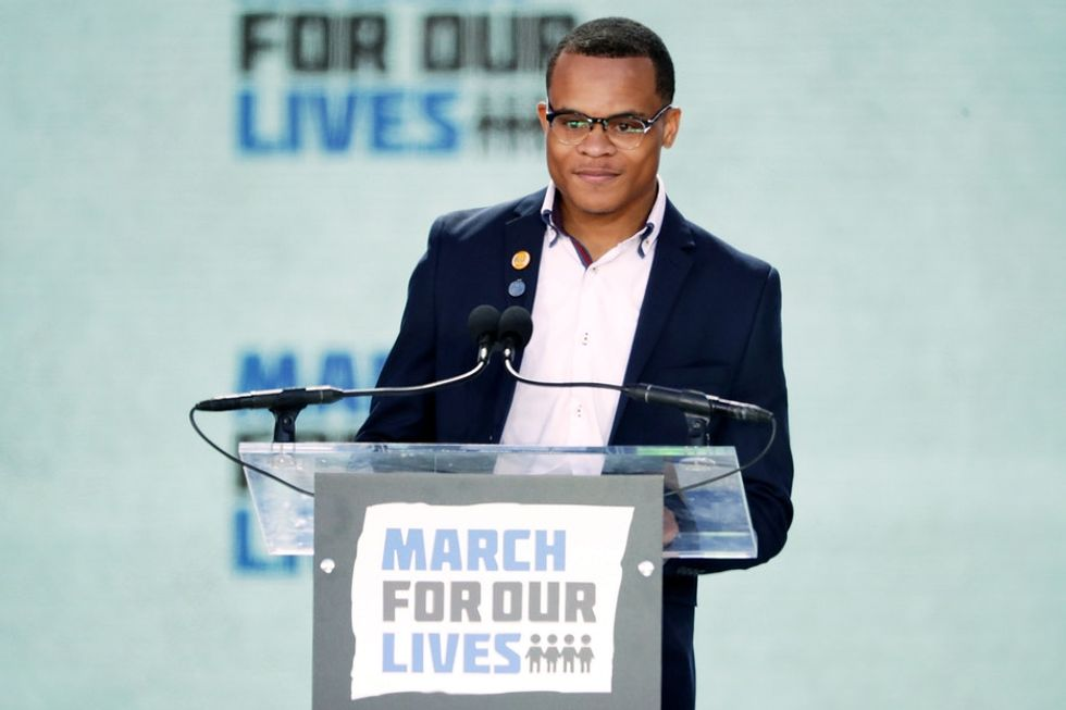 This short speech captured everything hopeful about the March for Our Lives rally.