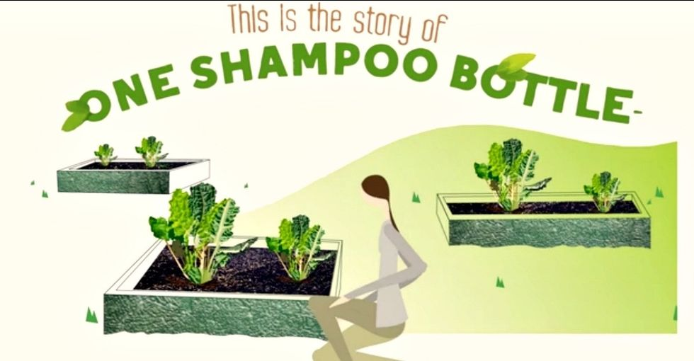 Your empty beauty products can do a lot more than sit in a landfill.
