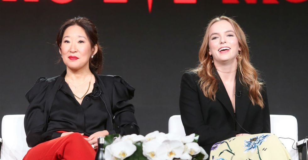 Sandra Oh got a lead role. Her reaction shows why it's a big deal.