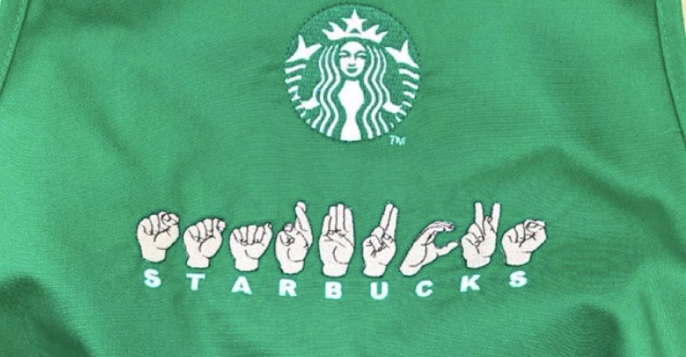 Starbucks' first U.S. 'signing store' opens soon. Here's why that's awesome news.