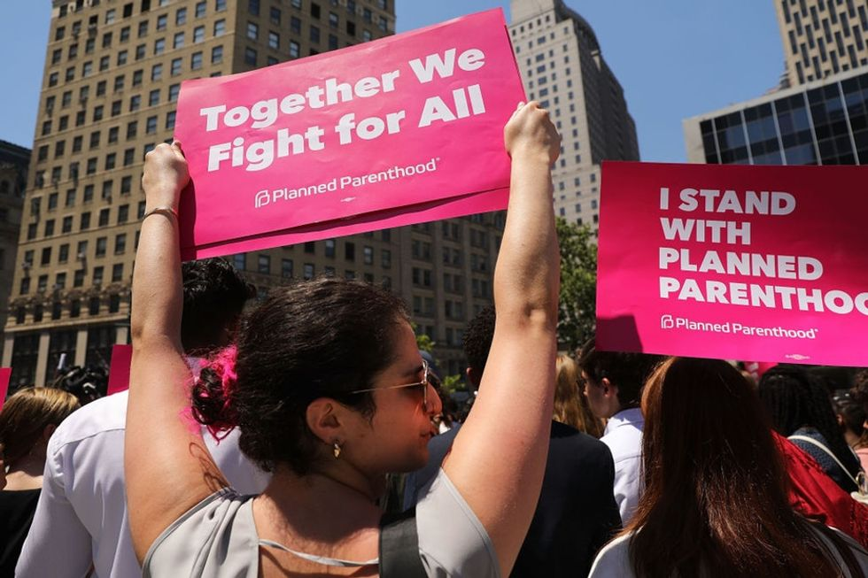 Abortion rights are not as divisive as you might think.