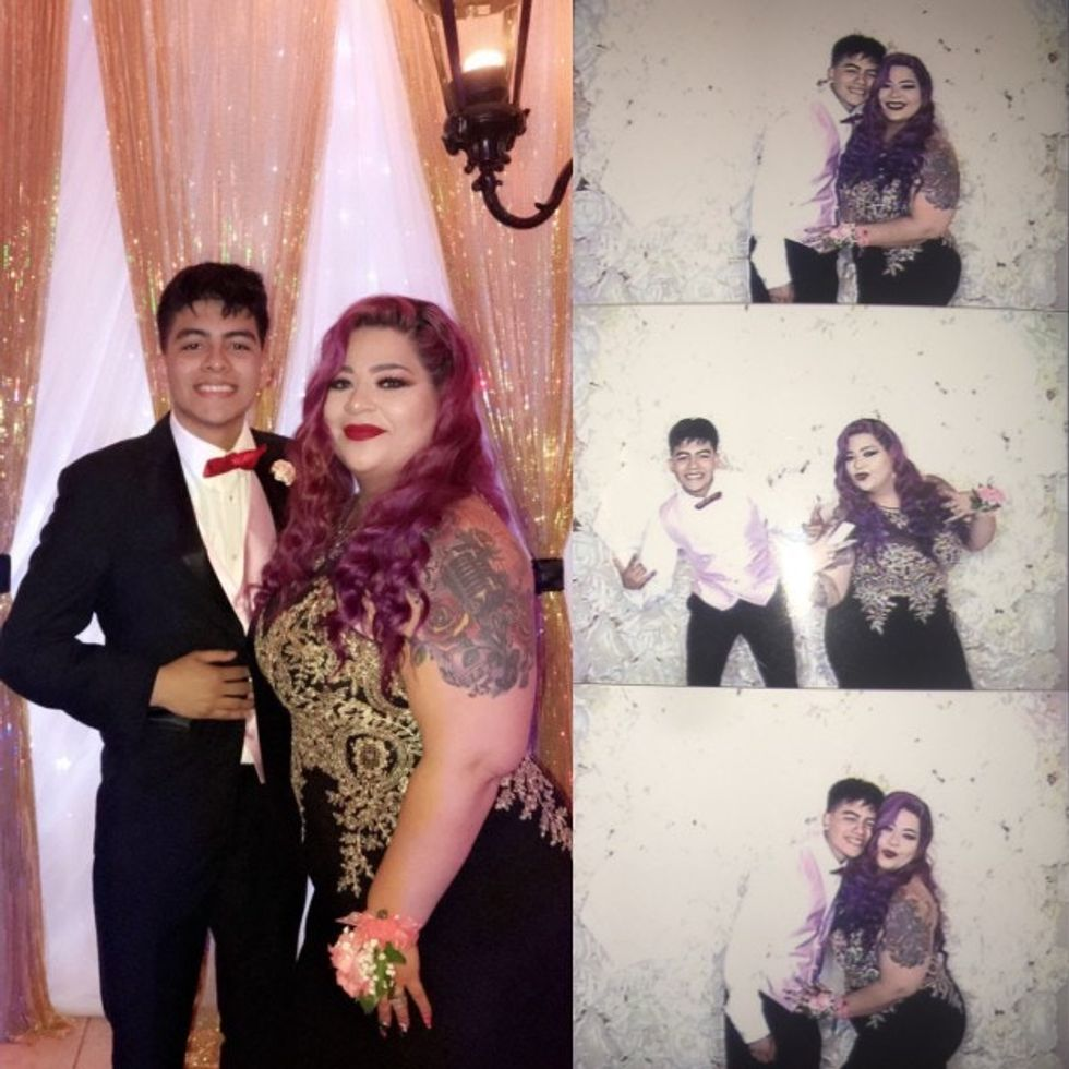 He did the 'sweetest thing ever' for prom and the internet is loving it.